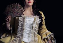 Historically Accurate Belle cosplay