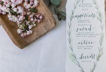 Wedding Inspiration / by The Pigeon Letters