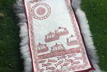 Traditional Norwegian craft