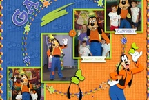 Scrapbooking Disney / by Dara Stanley