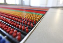 PRODUCT: INTRAbrush / INTRAbrush is a versatile commercial matting, which effectively removes coarse dirt. It is seriously customisable with an array of colours and the option to have logos integrated into the design.