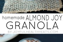 Granola / by Alyssa Hall