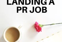 Public Relations Resources / Resources for Public Relations (PR) professionals and/or those who aspire to the profession.