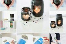 (Ok) - Pots en verre