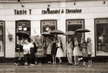 Tante T - tearoom & teashops / Welcome to a world of tea and great homebaking. We are located in Copenhagen, Denmark, where we have a tearoom and two teashops! (Tante means Auntie)