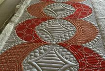 across quilts