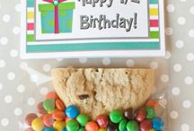 August 5th - My 1/2 Birthday / by Sharon Colomb
