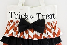 Halloween Sewing, Crafts and Decor