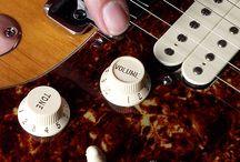 Guitar tech stuff