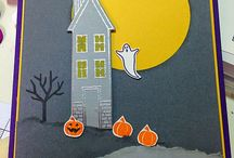 Stampin' Up Halloween / by Carol Parcell
