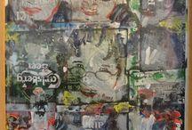 Saks paintings