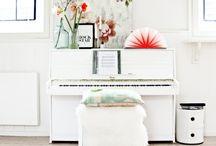 HOUSE  // Piano