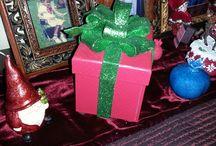YENI YIL- CHRISTMAS-HAPPY / Süslemeler, dekorasyon