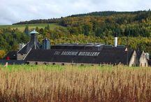 Whisky Distilleries Schottland
