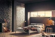 Exposed Concrete Brick