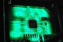 Fiber Optic and Sensor