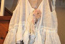 Одежда из марлевки