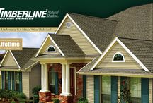 Timberline Natural Shadow / GAF Timberline Lifetime Shingles - Value and performance in a natural wood-shake look.
