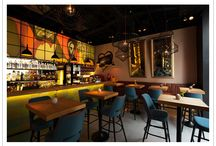 Restaurant, tapas bar, ZIZI / Designer tapas bar in Budapest