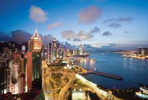 Hong Kong Excelsior / Overlooking the glorious Victoria Harbour, 34 floors of luxury await guests here. Convenient to the airport and MRT, the Excelsior nestles in the heart of Hong Kong's shopping centre in Causeway Bay, just minutes from the CBD. With 886 rooms and suites, this hotel is designed with both the business traveler and the visitor in mind.