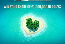 Fortune Lounge Cruise Promotion / Win a share of €1,000,000 in prizes – including 1 of 50 double cruise tickets. Part take in the Fortune Lounge Cruise Promotion and it could be you!