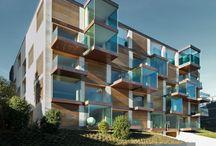 Architektura - mieszkaniówka