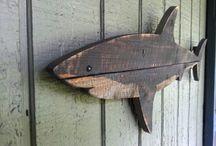 Pesci e mare