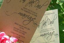 wedding ideas / by Laura Soto