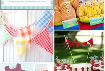 Baby CJ: Party Ideas / by Senee Holditch