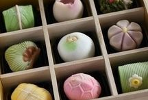 "Japanese ""Wagashi"" Sweets Obsession / by Taiyibah Ali"
