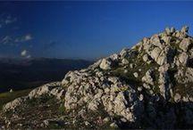 Abruzzo e Molise: 2 regioni, un unico cuore. / A cavallo tra Molise e Abruzzo