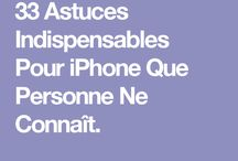 Astuces iPhone