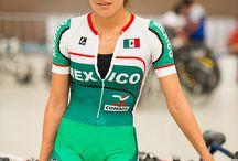 Woman's Cycling
