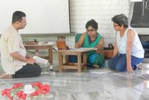The Meditative Art of Calligraphy workshop / Facilitator: Aiyana Gunjan; Venue: The Gnostic Centre; Date: 24 Aug'14 & 15 Nov'14, 30 Nov'14, 14 Dec'14;  Category: Activity - Workshop