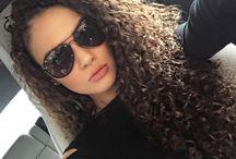 curly styles DIY
