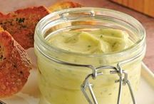Dips, salsas y aderezos
