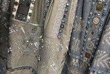 вышивка текстура