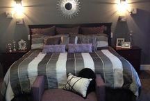 master bedroom / by Jessica Karlonas