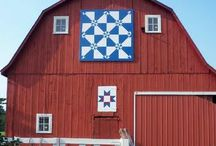 Barn quilts / by Barb Pullin