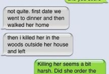 Funny messages ;D