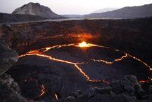 Aventure et Volcans / Randonnées et découvertes sur les volcans actifs.