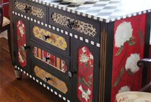 Furniture Projects  / by Sara Beth Pearson