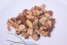 primi piatti di gnocchi / ricette di cucina tradizionale per cucinare i vari tipi di gnocchi. gnocchi di patate, gnocchi di farina, gnocci di pane