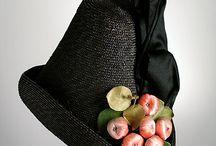 1850-1910's Hats