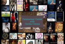 Paranormal Corner YouTube Page