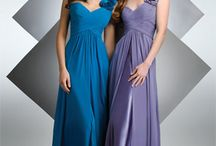 Bridesmaids Dresses / by Ideal Fashions