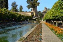 Gardens of Andalucia / Andalucia contains some of the oldest, most beautiful gardens in the world with a distinct style and unique interplay of running water. Granada, Sevilla, Cordoba and Malaga all have very impressive gardens.