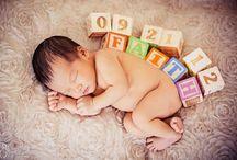 maternity/newborn photo shoot