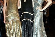 Bridesmaid's Dress Ideas / Art Deco / 20's Style Vintage Dresses / by Molly Mishay
