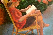 Reading Art / by Shelly McCollum